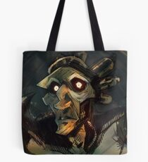 Creepy DiMA Tote Bag