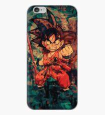 Kid Goku iPhone Case