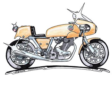 Laverda SFC750 by designbycee