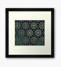 The Heart of the Alhambra Framed Print