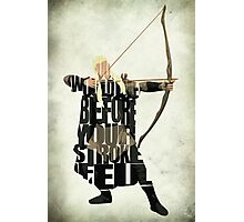 Legolas Photographic Print