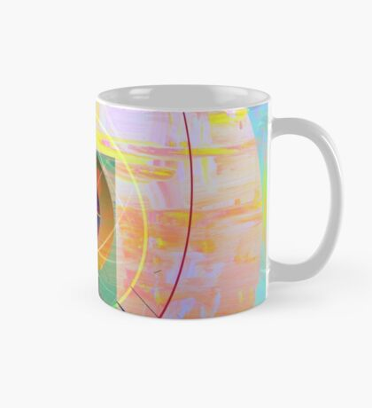 Shapes and Paint Mug