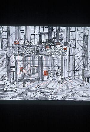 The Loews Theatre by Enrico Thomas