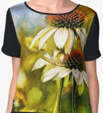 Summer Memories Women's Chiffon Top
