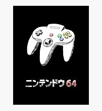 64 CONTROLLER Photographic Print