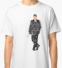 Ninth Doctor Classic T-Shirt