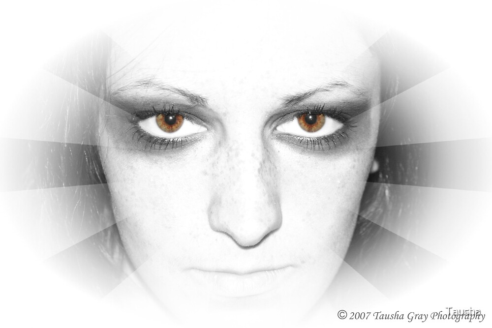 Through these eyes by Tausha
