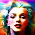She is like a Rainbow by Cliff Vestergaard
