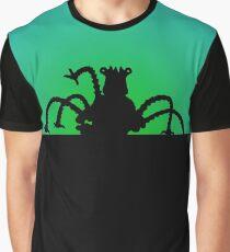 Zelda Breath of the Wild Guardian Graphic T-Shirt