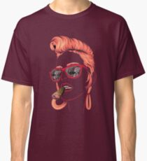 PINK COOKIES MARY JANE WEED LADY Classic T-Shirt