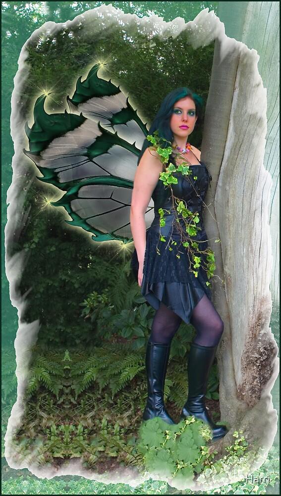 Gothic Fairy by Harri