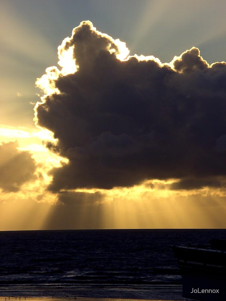 Golden Rays by JoLennox