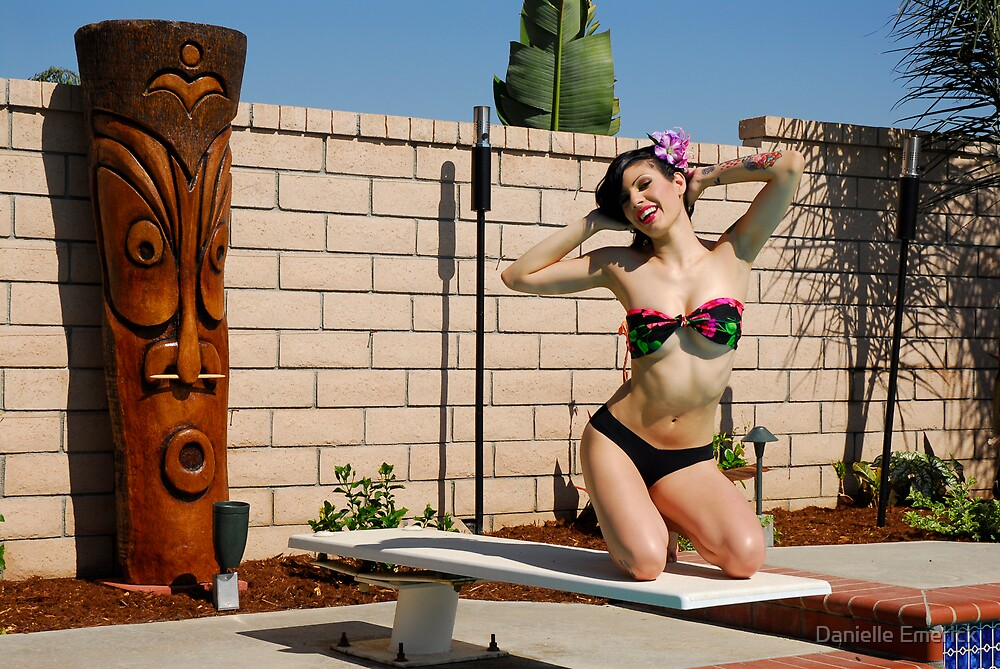 Nicolette Dawn Goes Tiki by Danielle Emerick