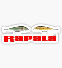 Rapala Sticker