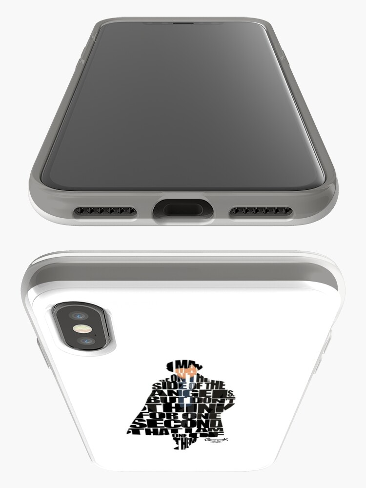 Vista alternativa de Funda y vinilo para iPhone Sherlock