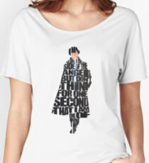 Sherlock Women's Relaxed Fit T-Shirt