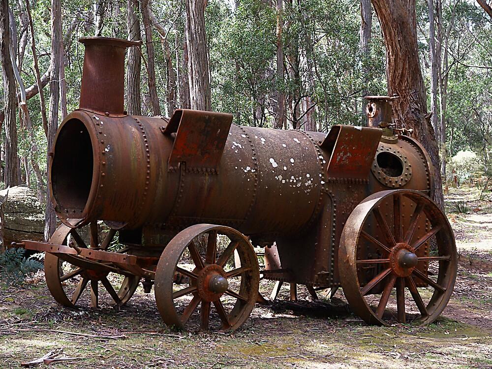 Steam Powered by Steve Broadley