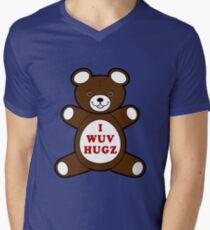 Supernatural I WUV HUGS - Cosplay T-Shirt