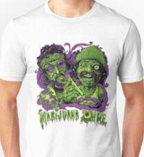 MARIJUANA ZOMBIE Unisex T-Shirt