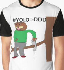 YOLO Graphic T-Shirt
