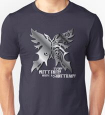 Into the Badlands -  Every Butterfly Needs a Sanctuary Unisex T-Shirt
