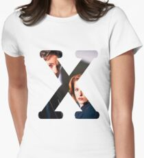 The X Files Women's Fitted T-Shirt