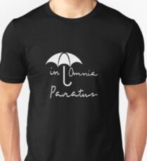 In Omnia Paratus T-Shirt Slim Fit T-Shirt