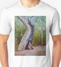 Burnt Stump in Lane Cove National Park Unisex T-Shirt