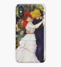 Auguste Renoir - Dance At Bougival 1883 iPhone Case/Skin
