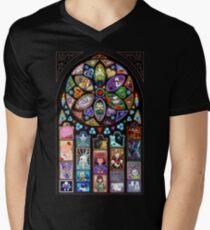 Undertale Universe Men's V-Neck T-Shirt