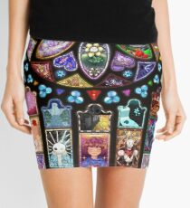 Undertale Universe Mini Skirt