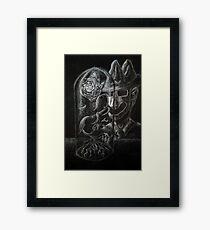 Sparkless - Cover - Issue 1 Framed Print