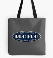 Pro Bro Plastic  Tote Bag