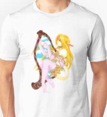 Fantasy Elf - Sexy Manga Girl T-Shirt