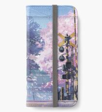 5 Centimeters Per Second Scenery iPhone Wallet/Case/Skin