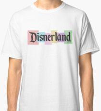 DISNERLAND! --- Disneyland parody Classic T-Shirt