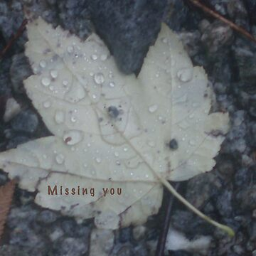 Missing you by JRae1983