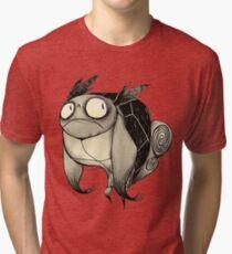 Drunk Wartortle Tri-blend T-Shirt