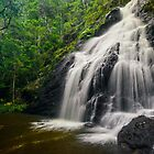 """Gheerulla Falls"" ∞ Mapleton, QLD - Australia by Jason Asher"