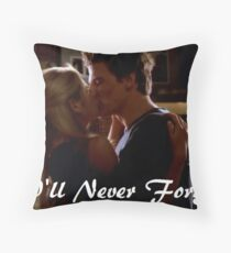 I'll Never Forget Throw Pillow