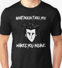 Don't Starve Wise Words Unisex T-Shirt