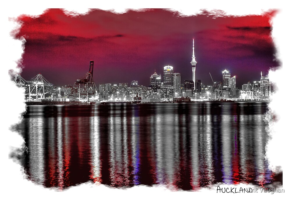 Auckland by Ant Vaughan