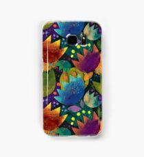 flowers Samsung Galaxy Case/Skin