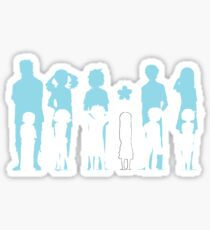 Ano Hi Mita Hana no Namae o Bokutachi wa Mada Shiranai Sticker