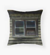 Berrima Window Throw Pillow