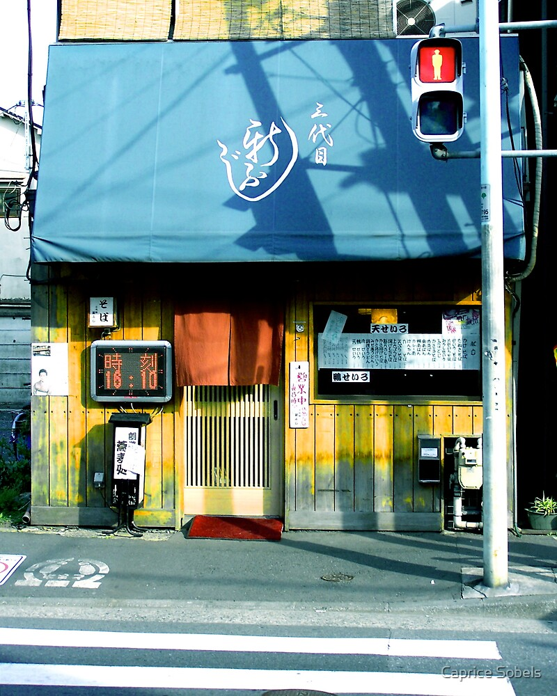 Tokugawa Cafe by Caprice Sobels