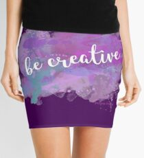 Be creative Minifalda