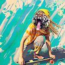 Skate Reggae Sun Ska Tiger Pepe Psyche by Pepe Psyche