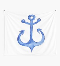 Dreaming of nautical adventure Wall Tapestry
