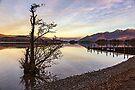 Barrow Bay Sunrise by David Lewins